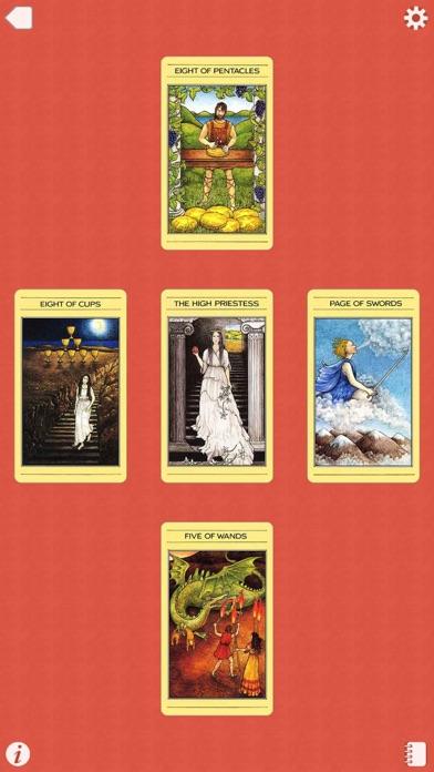 Mythic Tarot-4