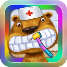 Activities of Dentist:Pet Hospital-Animal Doctor Office:Fun Kids Teeth Games for Boys & Girls.