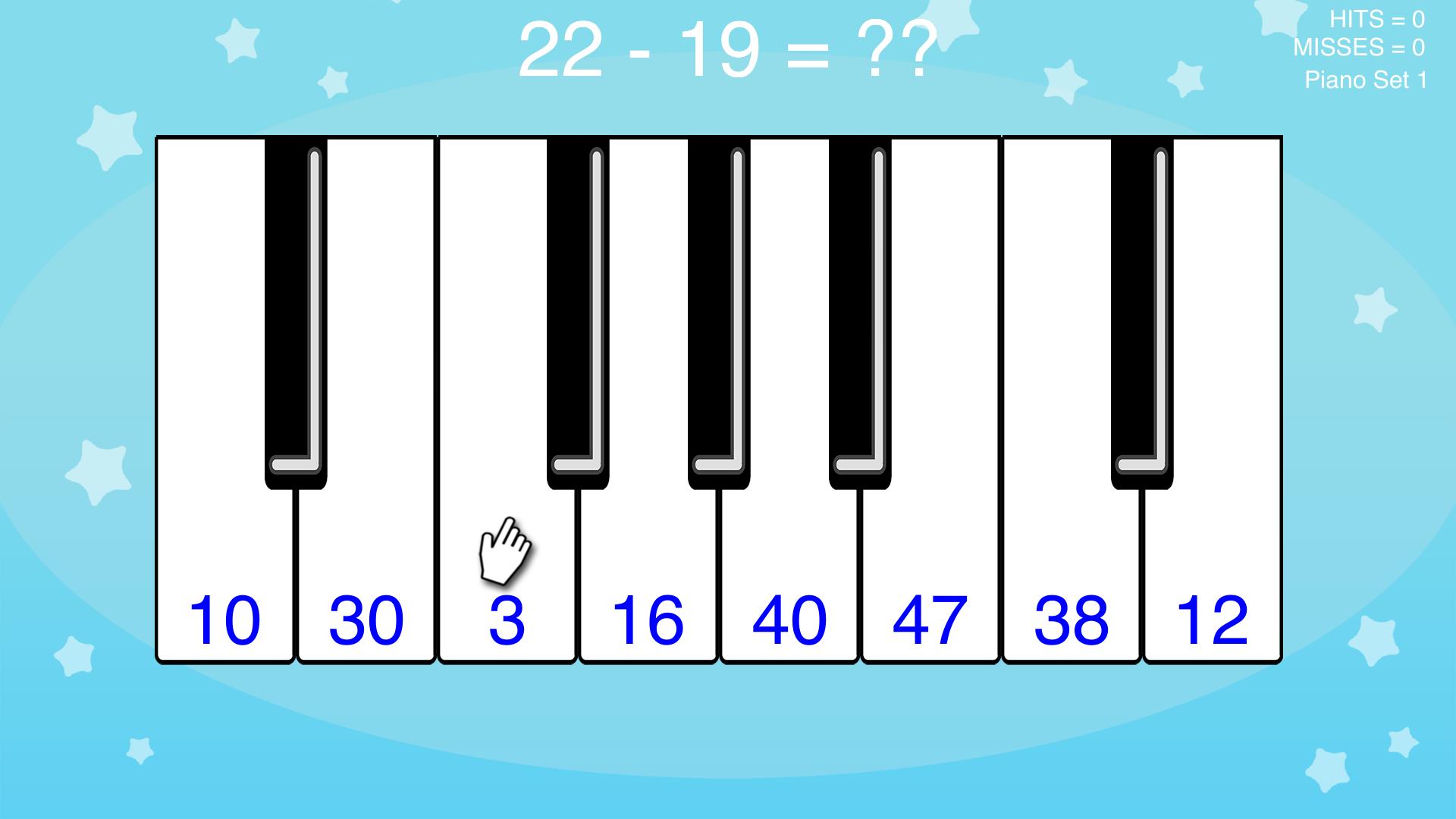 Math Music – Play Piano & Count (on TV) screenshot 3