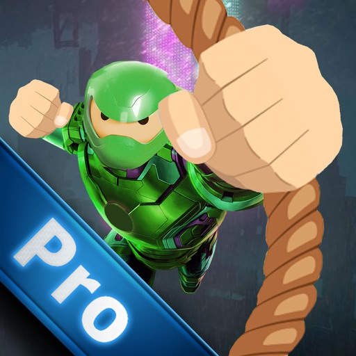 Touch The Rope PRO - Race of Switch Robots Mobile Game