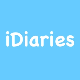 iDiaries - An easy diary to talk with yourself everyday and start to meet better you from heart!