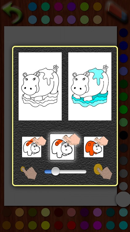 Babies' Coloring Pages screenshot-3