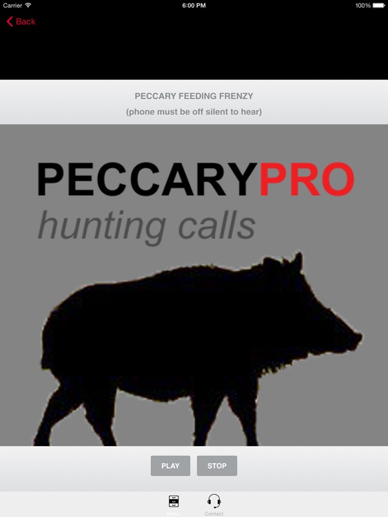 REAL Peccary Calls and Peccary Sounds for Peccary Hunting
