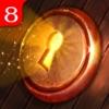 密室逃脱升级版8:逃出别墅100个房间-史上最牛的密室逃亡解谜益智游戏