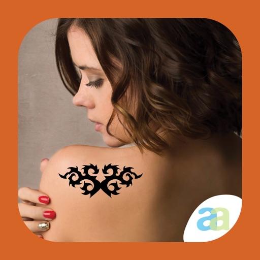 Tattoo shop HD - Tattoo Me iOS App