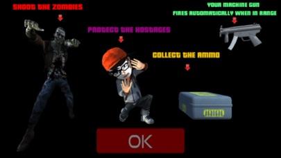 Shooting Bad Guys: Undead Zombie Demon Kill Edition (a brutal fps sniper headshot game) screenshot three