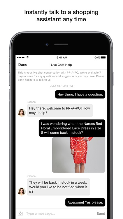 PR-A-PO: Fashion Shopping & Style screenshot-4