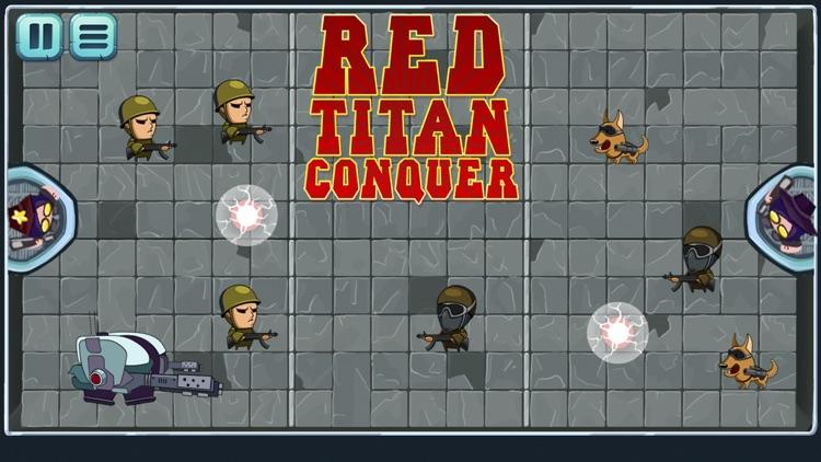 Red Titan Conquer screenshot-3