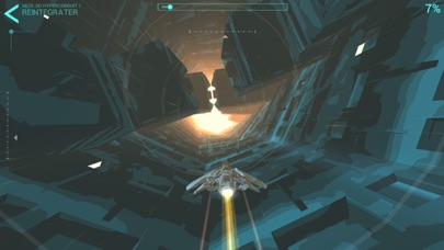 Screenshot from Hyperburner