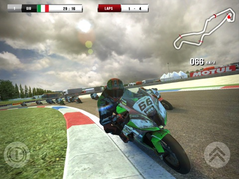 SBK16 - Official Mobile Game на iPad