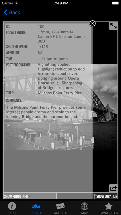 Photo Sydney: A Photographer's Guide to Sydney screenshot-3