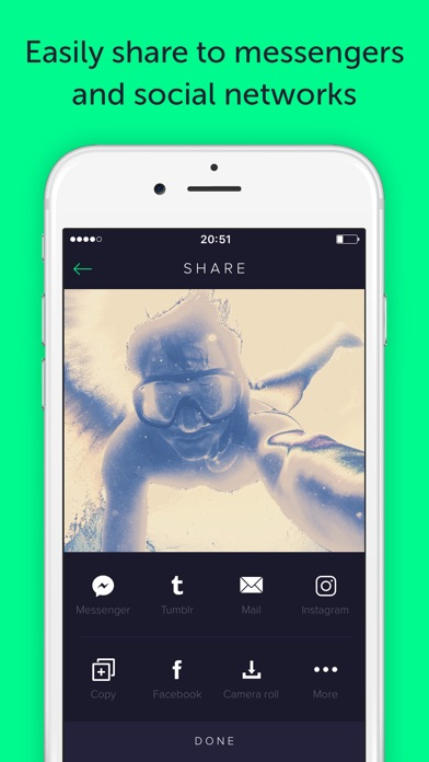 Gifstory - GIF Camera, Editor and Converter of Photo, Live Photo, and Video to GIF Screenshot