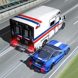 Endless Highway Traffic Chase- City Police Drive Race and Test Free