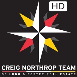 Mobile Real Estate from The Creig Northrop Team for iPad