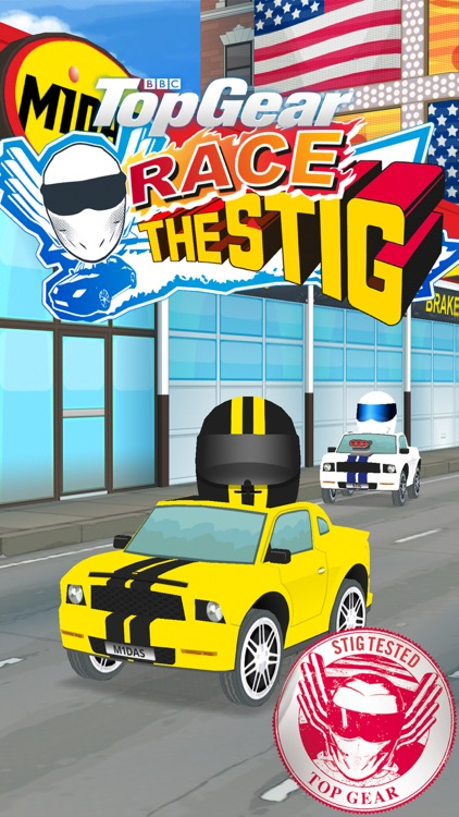 Top Gear: Race the Stig screenshot-0