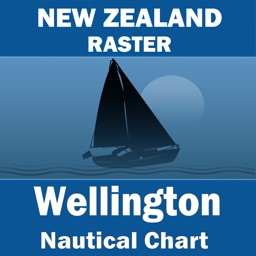 Wellington Harbor (New Zealand) – Raster Nautical Charts