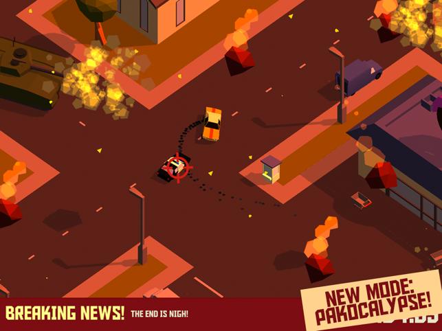 PAKO - Car Chase Simulator Screenshot