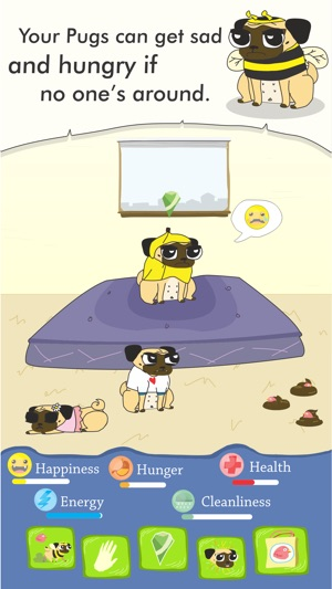 Growing Pug Screenshot