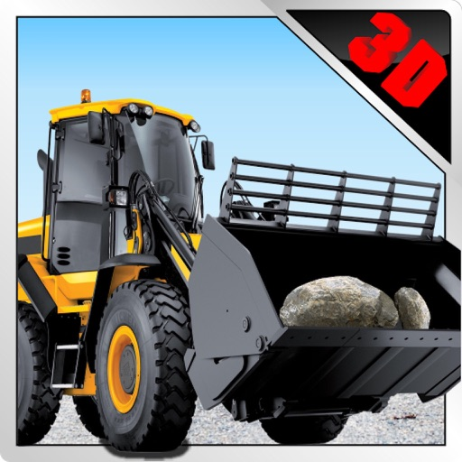 Excavator Drive Simulator : Free Simulation Game icon