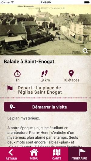 Laissez Vous Conter Dinard Im App Store