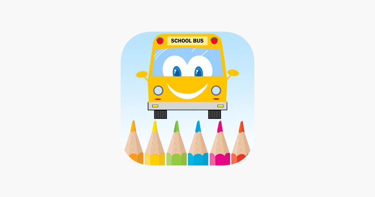 Araba Boyama Oyunu Icin Bebek Ve Okul Oncesi App Store Da