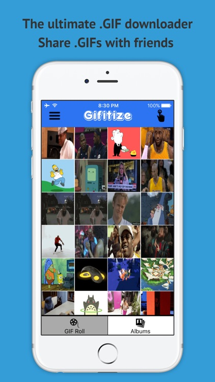 Gifitize Pro - Twitter GIF Downloader screenshot-0