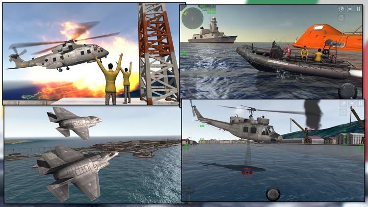 Marina Militare It Navy Sim screenshot-3