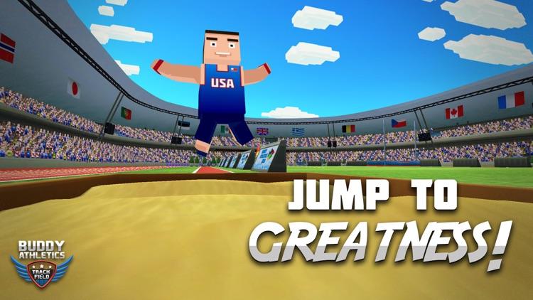 Buddy Athletics Track & Field screenshot-4