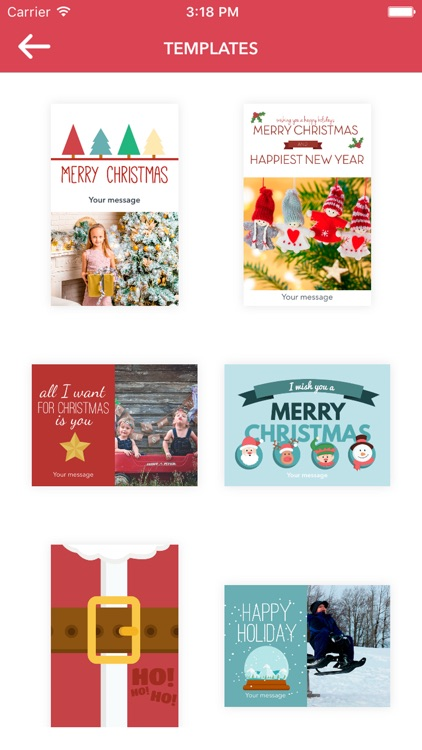Greetingg - personalised greeting cards for all occasions