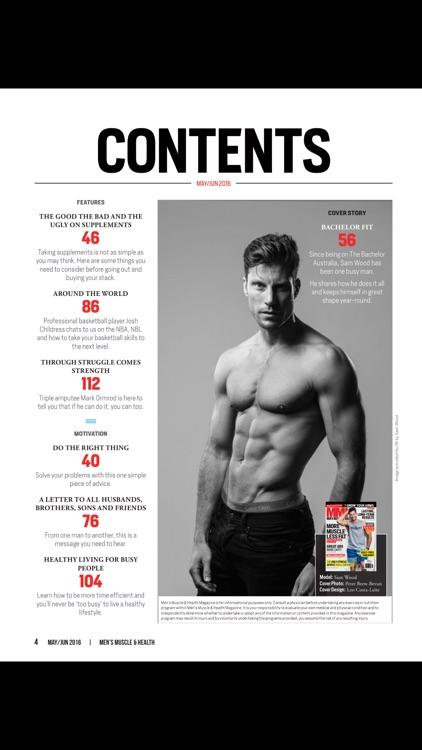 Men's Muscle & Health