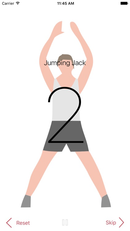 Seven Minute Workout Exercise