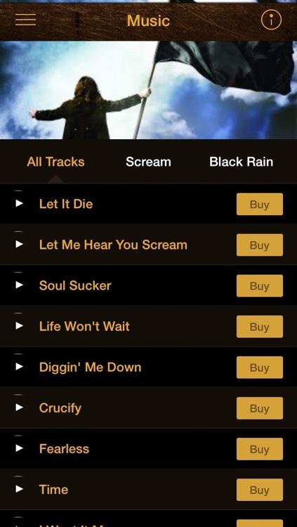 The Official Ozzy Osbourne App screenshot-3