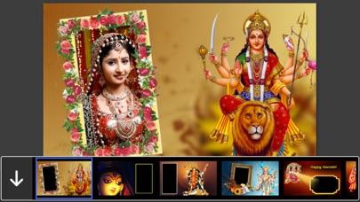 Navratri Photo Frames - Elegant Photo frame for your lovely