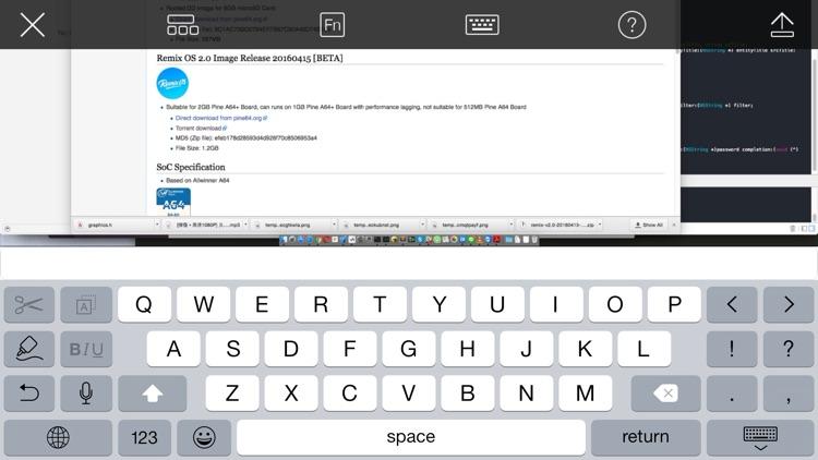 MirrorOp Receiver screenshot-3