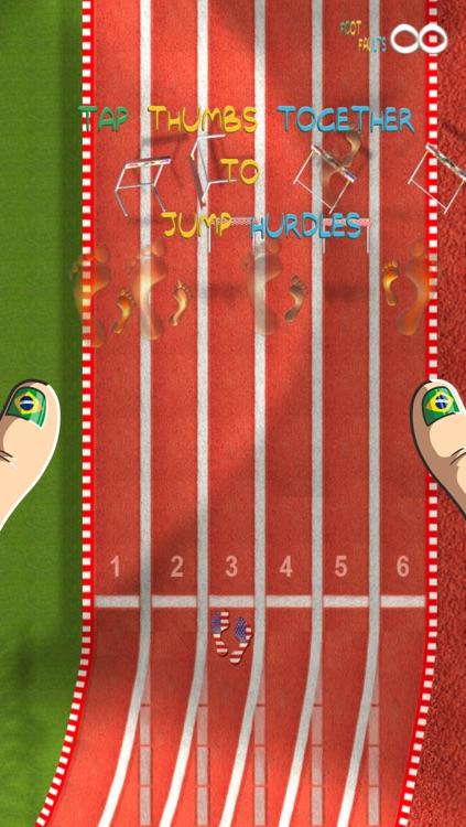 Thumb Fit Games ( Rio edition 2016 ) screenshot-2