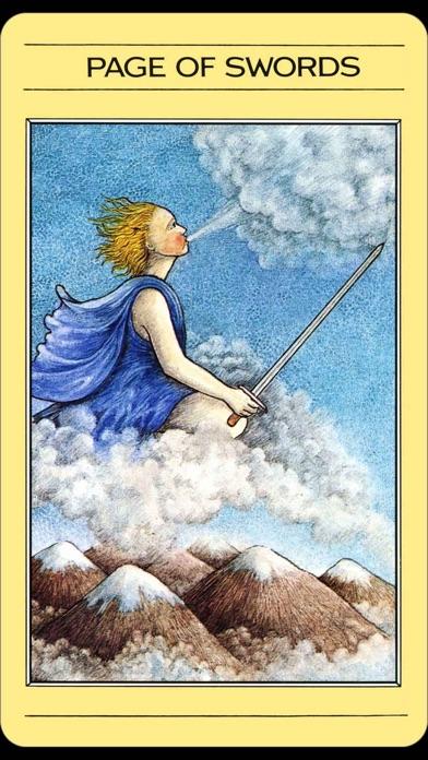 Mythic Tarot-1