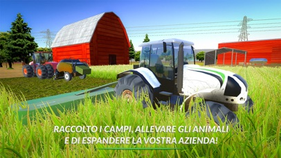 Screenshot for Farming PRO 2015 in Italy App Store