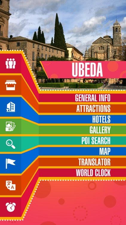 Ubeda Tourism Guide
