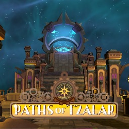 Paths of Tzalar