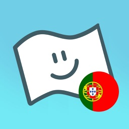 Flag Face Portugal
