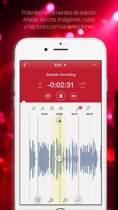 download Grabadora de voz Audiologic apps 3