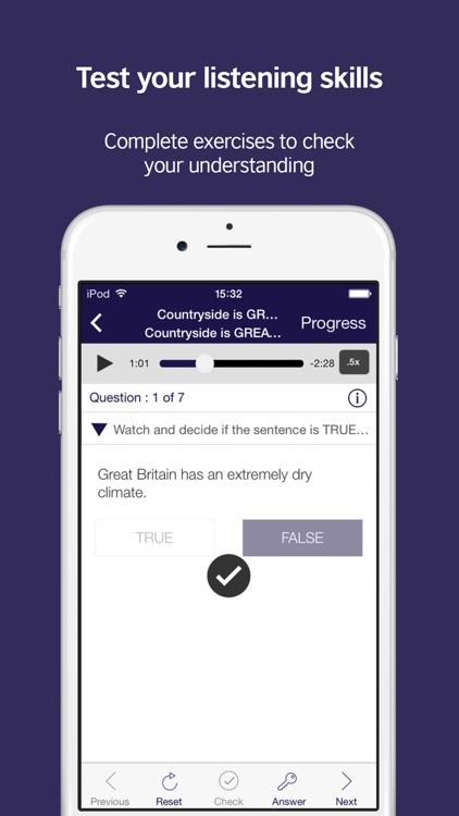 LearnEnglish GREAT Videos screenshot-4
