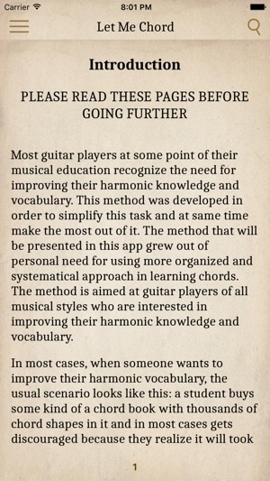 Let Me Chord! - Ultimate Method For Learning Chords On Guitar on the ...