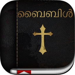 Malayalam Bible:  Easy to use Bible app in Malayalam for daily Bible book reading