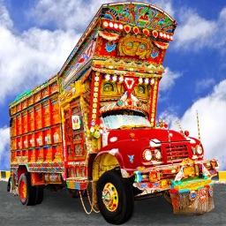 PK Cargo Truck Driving Simulator