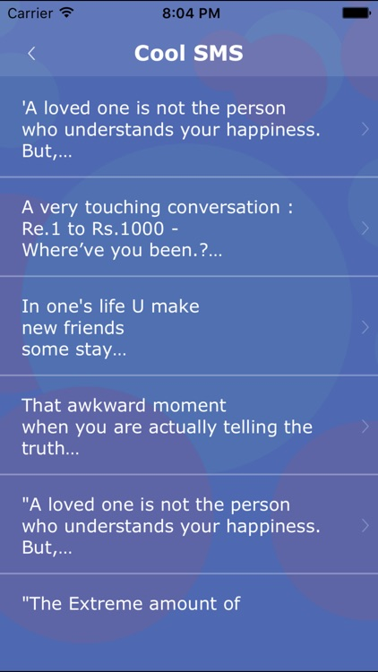 75000+ SMS Collection- Jokes, SMS Freecharge gaana screenshot-2