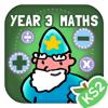 Crazy Maths Adventure - Age 7- 8 Year 3 Lite