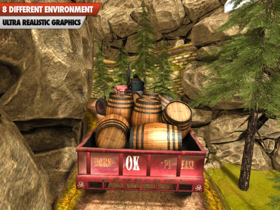 Скачать Truck Driver 3D : Offroad