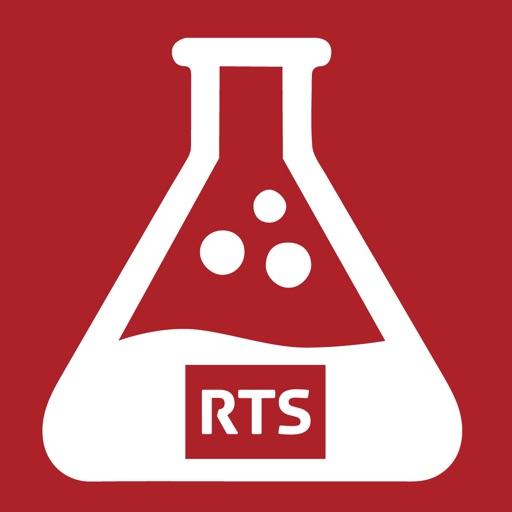 RTS Lab iOS App