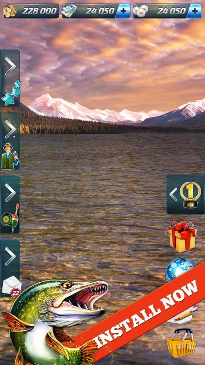 Let's Fish: Sport Fishing Games. Bass Simulator screenshot-4